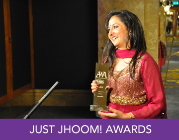 Just Jhoom! Awards